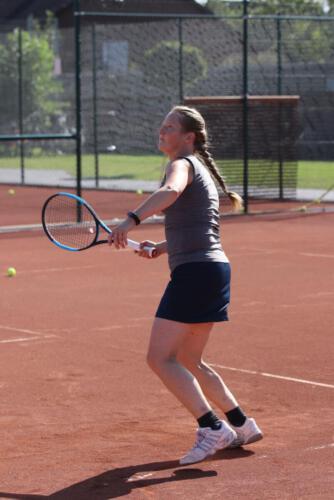 Tennis Session 29