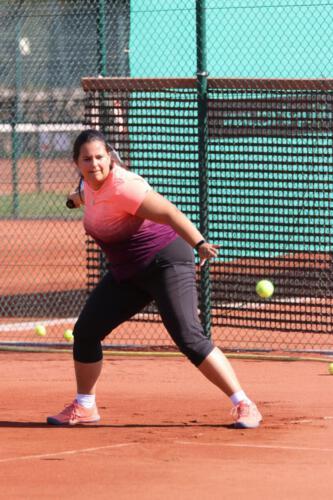 Tennis Session 31
