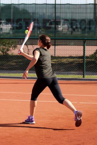 Tennis Session 33
