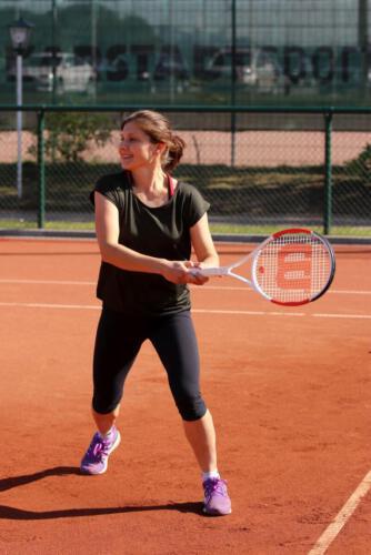 Tennis Session 34