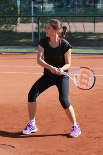 Tennis Session 35