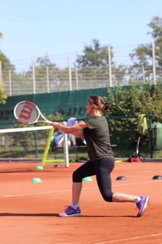 Tennis Session 36