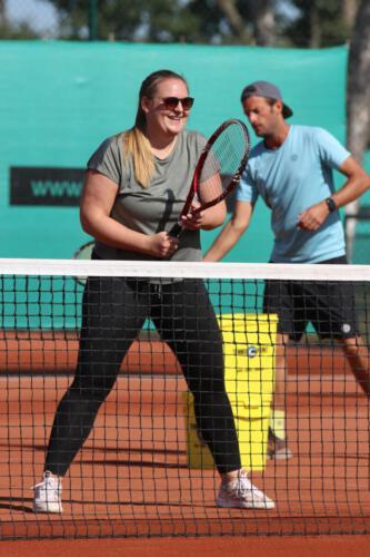 Tennis Session 38