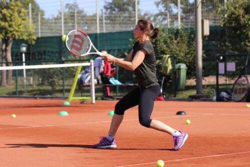 Tennis Session 40