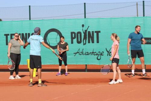 Tennis Session 41