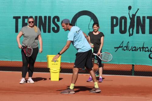 Tennis Session 42