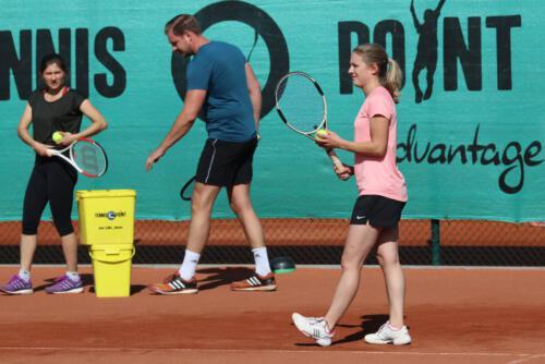 Tennis Session 43