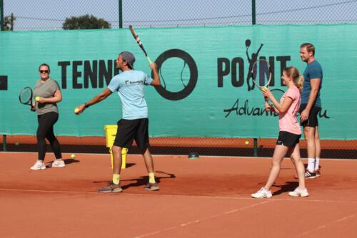 Tennis Session 45