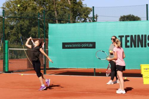 Tennis Session 46