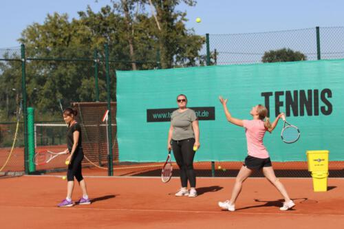 Tennis Session 48