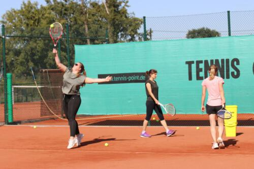 Tennis Session 49